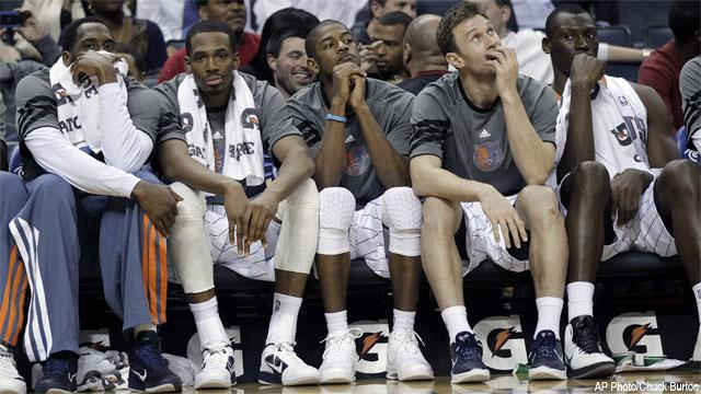 Bobcats On Pace To Be Worst Nba Team Ever Sportsnetca