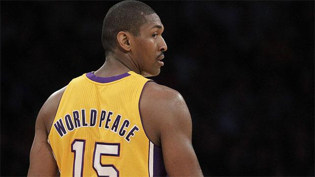 Lakers waive World Peace under amnesty clause - Sportsnet.ca