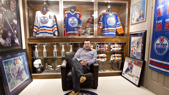 the great one of gretzky collectors ready to sell