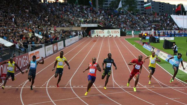 athletissima diamond league meet on thursday
