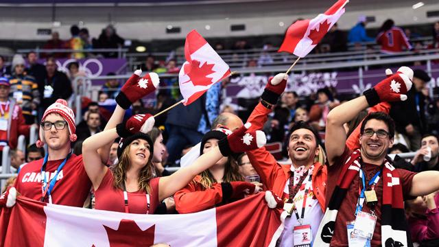 Sochi: America's No. 6 Sport Meets Canada's Obsession