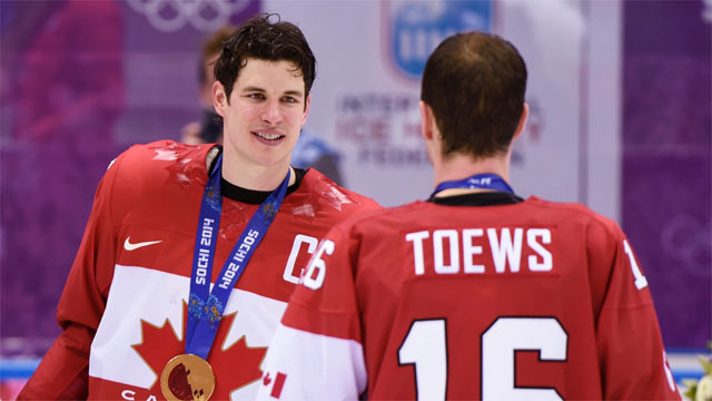 Toews Surges Ahead Of Crosby, For Now
