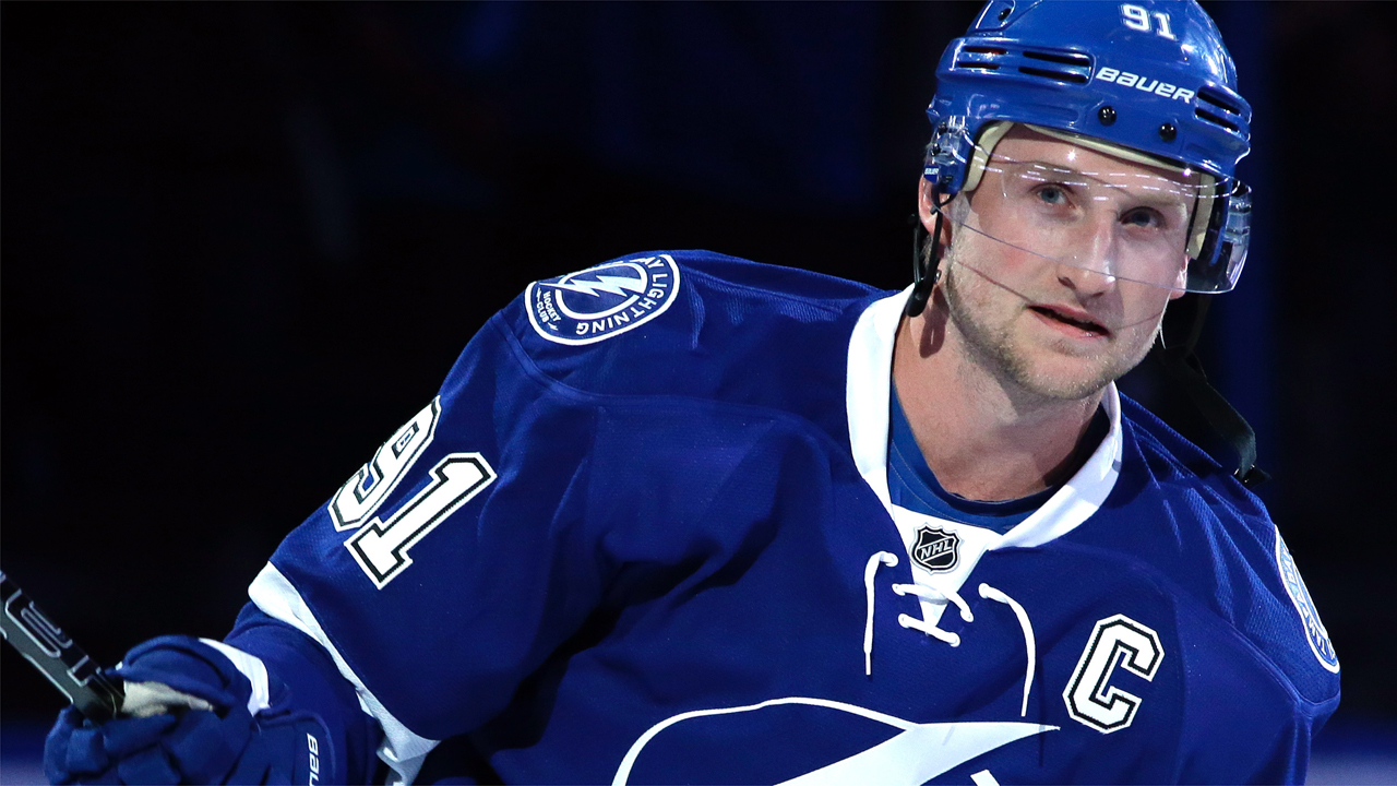 Steven Stamkos chooses to re-sign with Tampa Bay Lightning - Sportsnet.ca