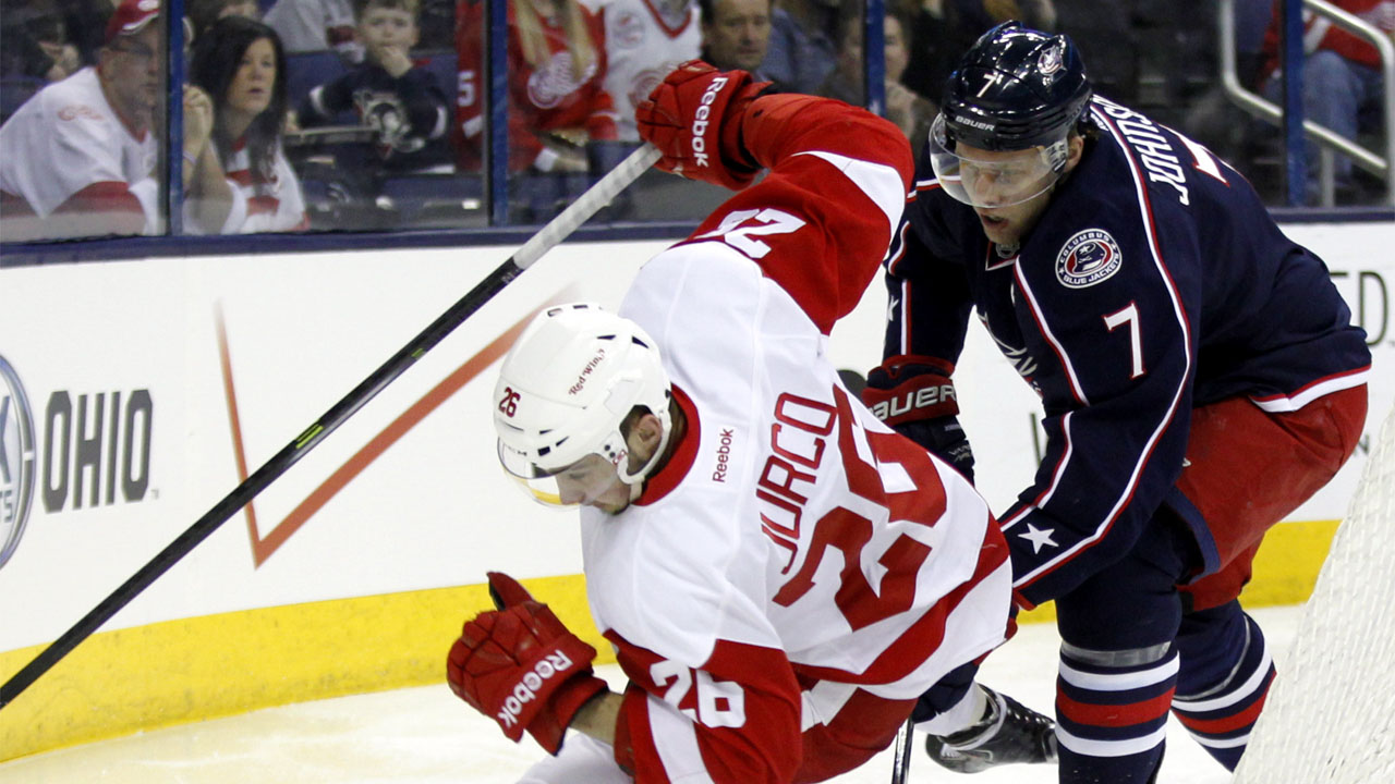 Red Wings trade Tomas Jurco to Blackhawks for third-round pick ... 25e605158