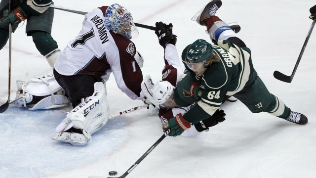 Wild's Granlund Growing Up In The Playoffs