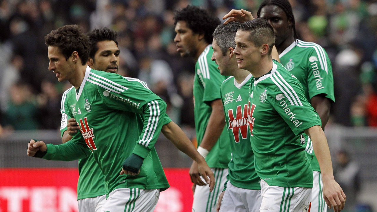 Bordeaux falls to Toulouse for 2nd straight loss, Saint-Etienne draws