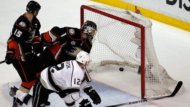Kings, Ducks Eager For Game 2 After OT Thriller