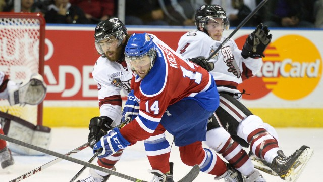 CHL: Edmonton With Chance For Revenge In Title Game