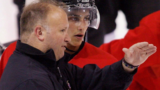 WJC: Groulx Loving Role As Canada's World Junior Coach