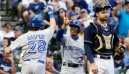 Jays get bounce back win against Brewers