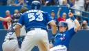 Unusual play leads to Jays win over Rays