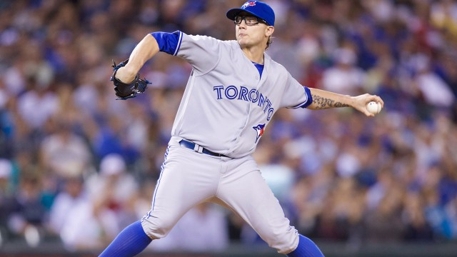 Cecil has the stuff to be the Blue Jays' closer