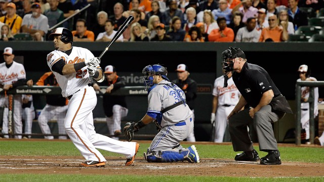 In win, Orioles illustrate what Blue Jays lack