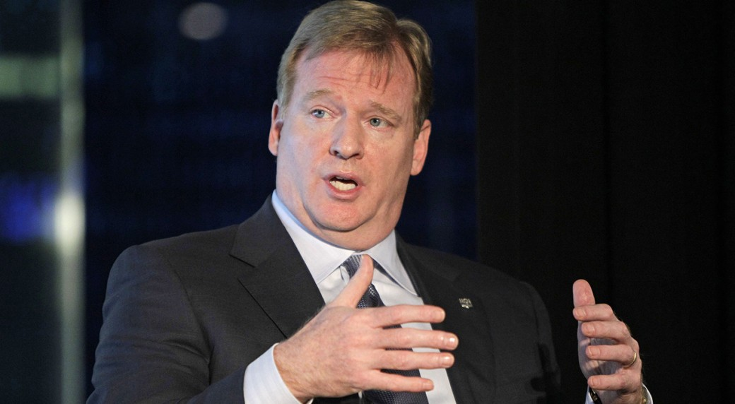 goodell personals As you can see in the above tweet, though, the nfl's twitter account was reportedly hacked, and roger goodell is presumably just fineeven though the tweet isn't real, it's haunting and alarming.