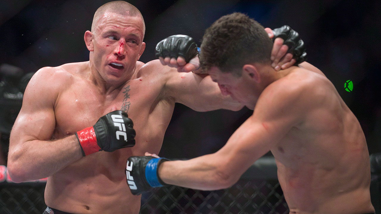 report georges st pierre reaches agreement to return to ufc sportsnetca