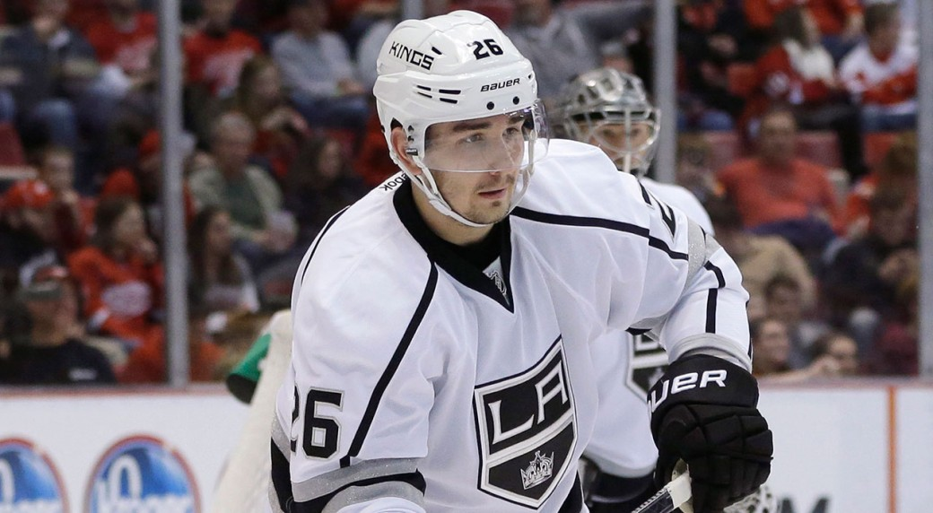 National Hockey League suspends Voynov for '19-20; Kings issue statement