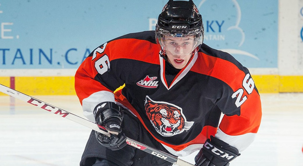 WHL: Roundup - Sanford Lifts Tigers Past Silvertips
