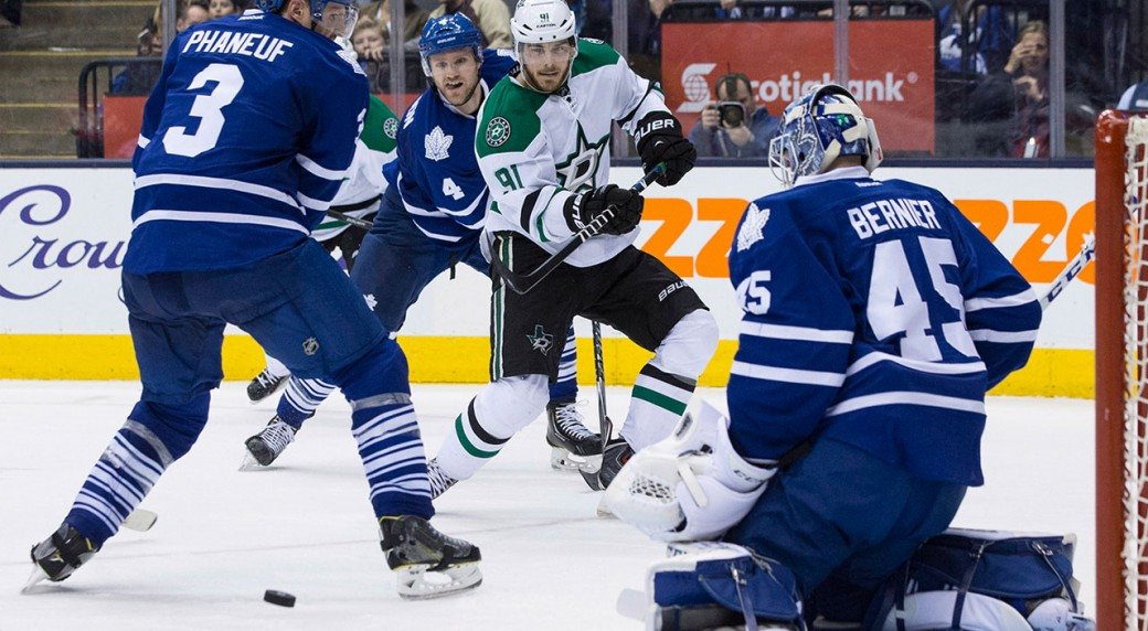 2aa88a29f5c Maple Leafs centres outshine star Tyler Seguin - Sportsnet.ca