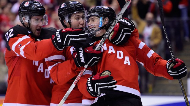 WJC: Crouse's NHL Draft Stock Rising
