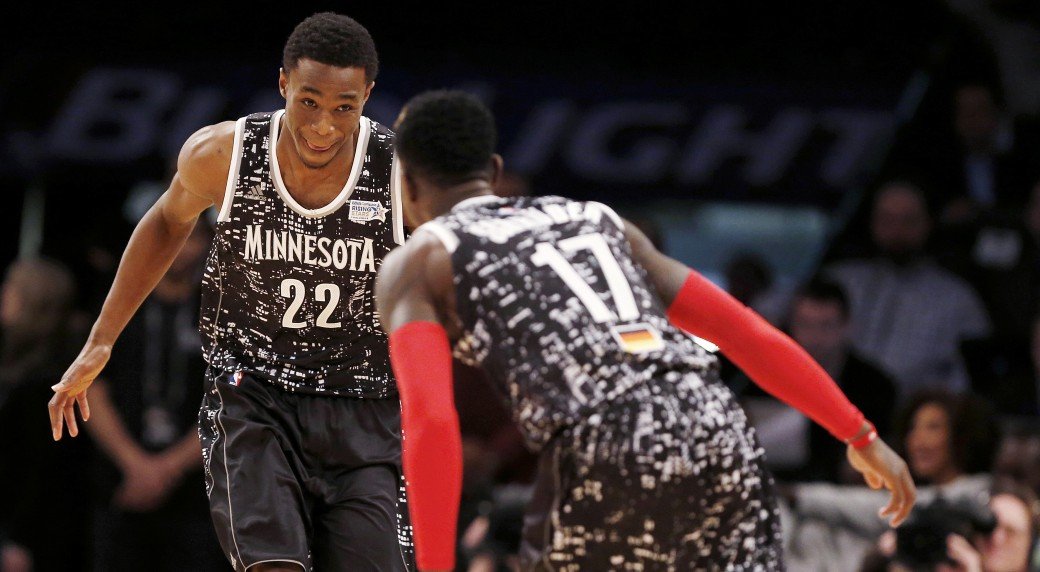 All-Star Preview  Canadians poised to shine in Rising Stars game ... 7e000f603