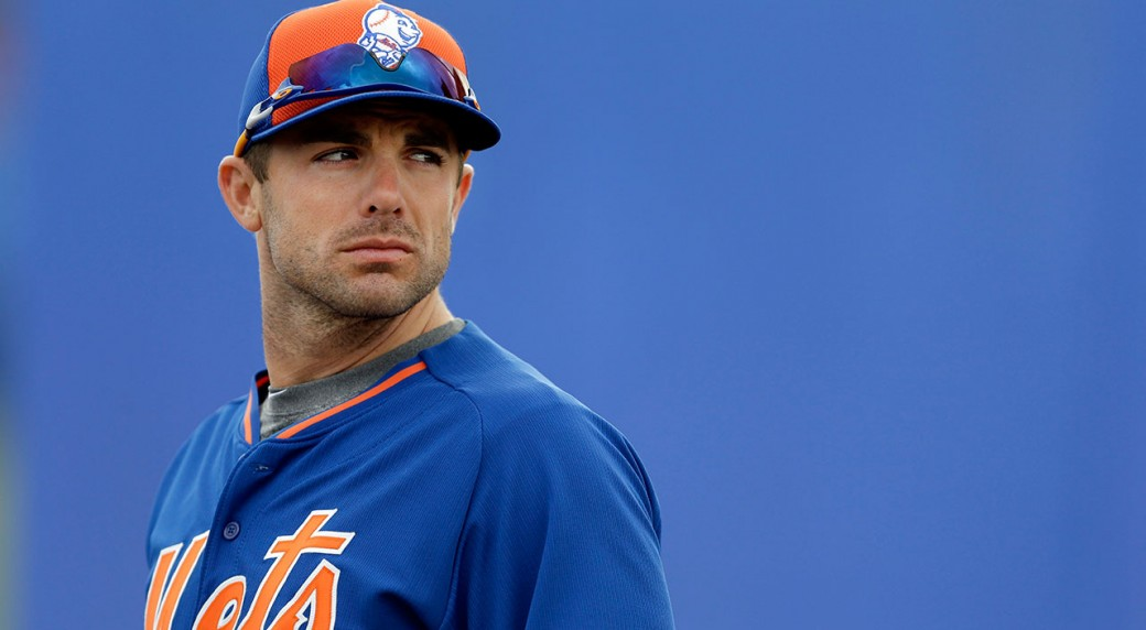 how tall is david wright