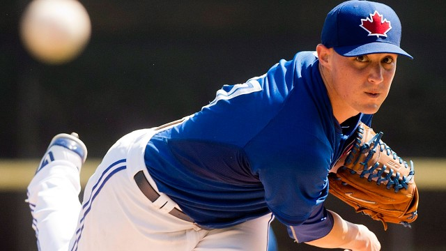 Blue Jays taking a new approach with young arms