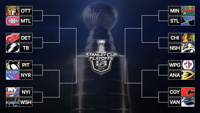 football playoff lines stanley cup round 3 schedule