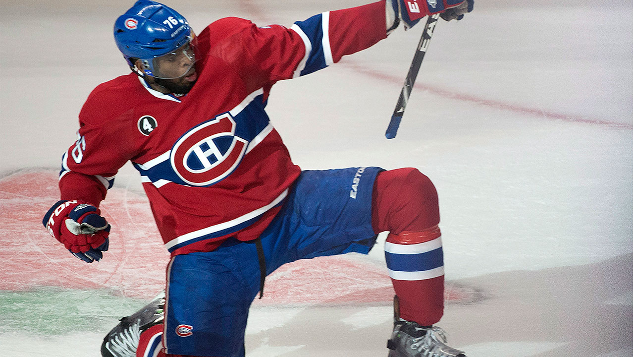 25 canadiens in 25 days p k subban - Image hockey canadien ...