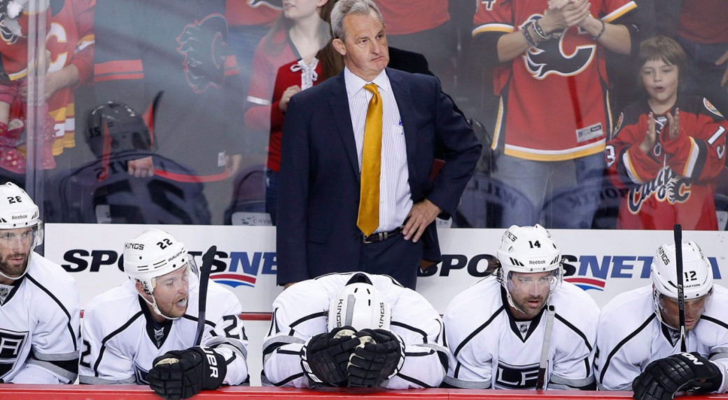 Kings relieve Darryl Sutter and Dean Lombardi of their duties