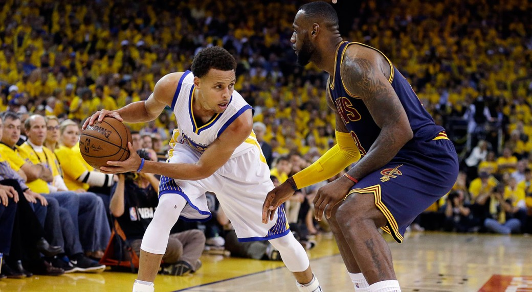 Steph Curry Denies Making Fun of LeBron's Workouts in Video