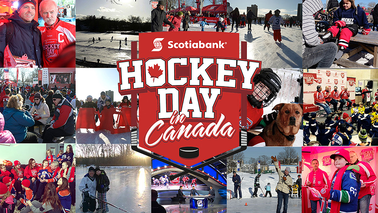 Scotiabank Hockey Day in Canada announces 2017 location