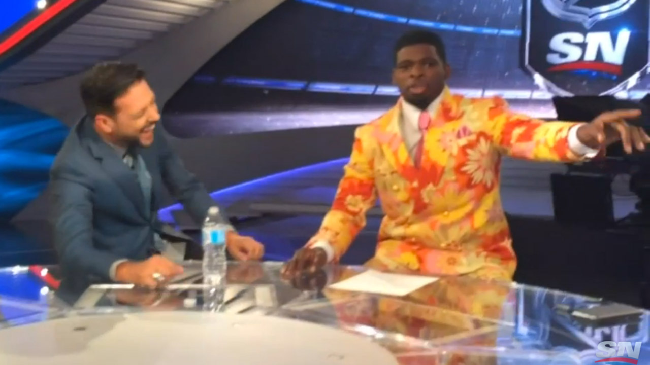 Watch: P.K. Subban nails impression of Don Cherry