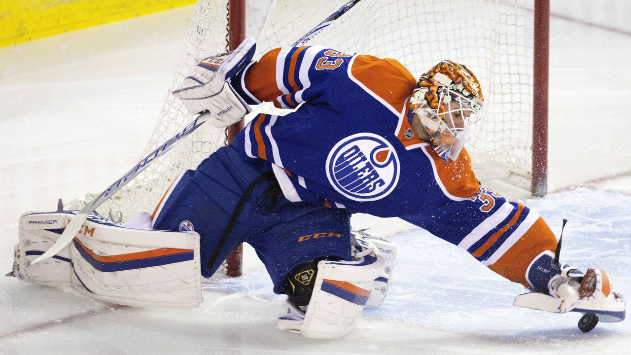 Cam Talbot signs 3-year, $12.5M extension with Oilers - Sportsnet.ca