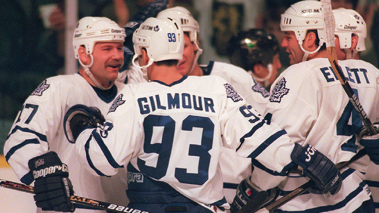 df060f2c6 Remembering the Maple Leafs  record-setting winning streak of 1993 -  Sportsnet.ca