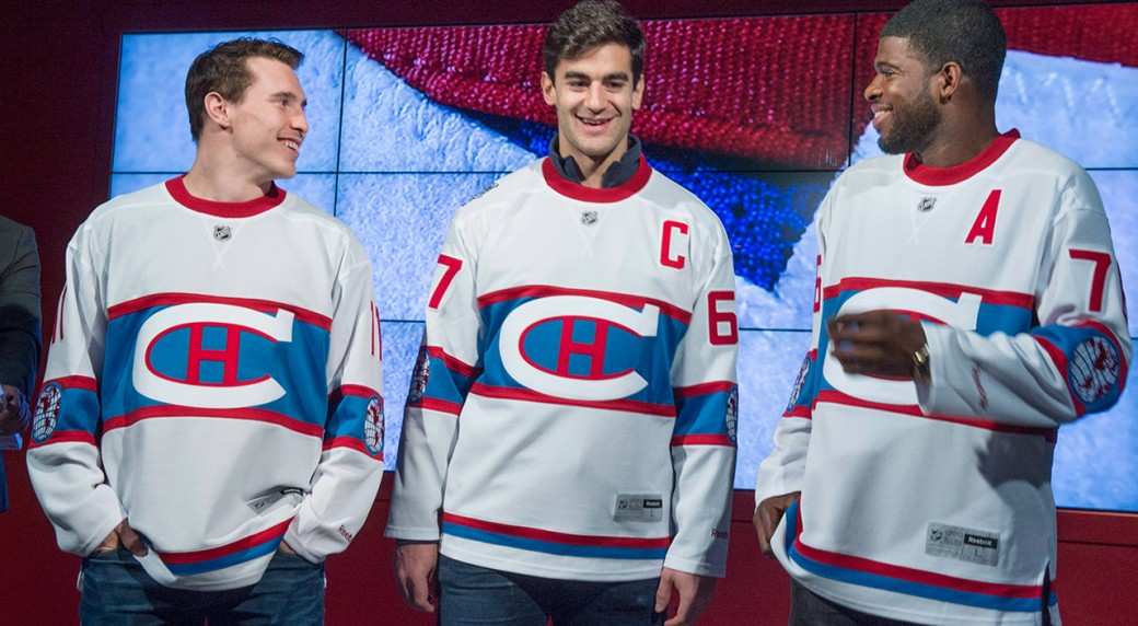 New Jerseys leaked - Habs Jersey is shockingly mostly unchanged   Habs 371dbf9bccd