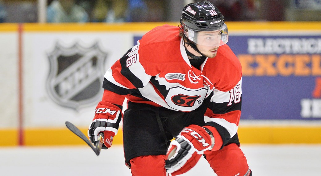 OHL: Roundup - 67's Use Strong 2nd To Top Frontenacs