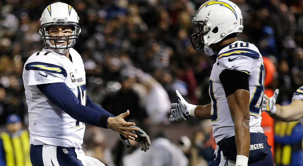 Thursday Night Football Live Chargers At Raiders