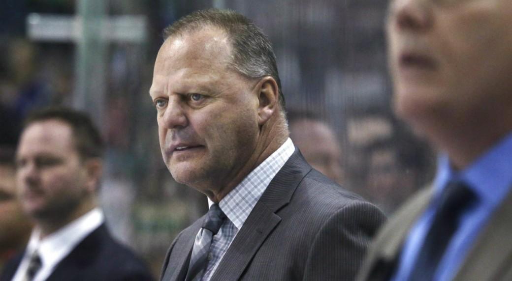 Gerard Gallant named Vegas Golden Knights coach
