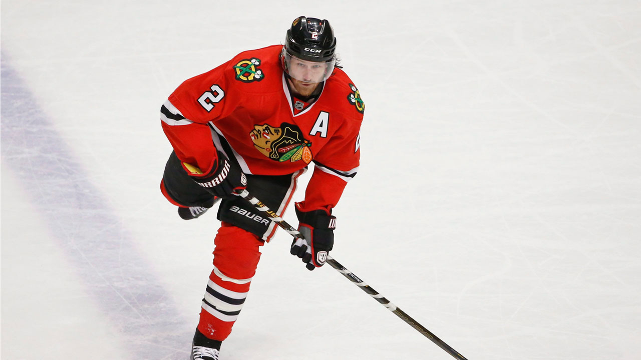 b15932e58bd NHL suspends Duncan Keith six games for high-sticking Coyle - Sportsnet.ca