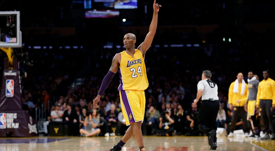 a2f97cb7f By the Numbers  Kobe Bryant dominated