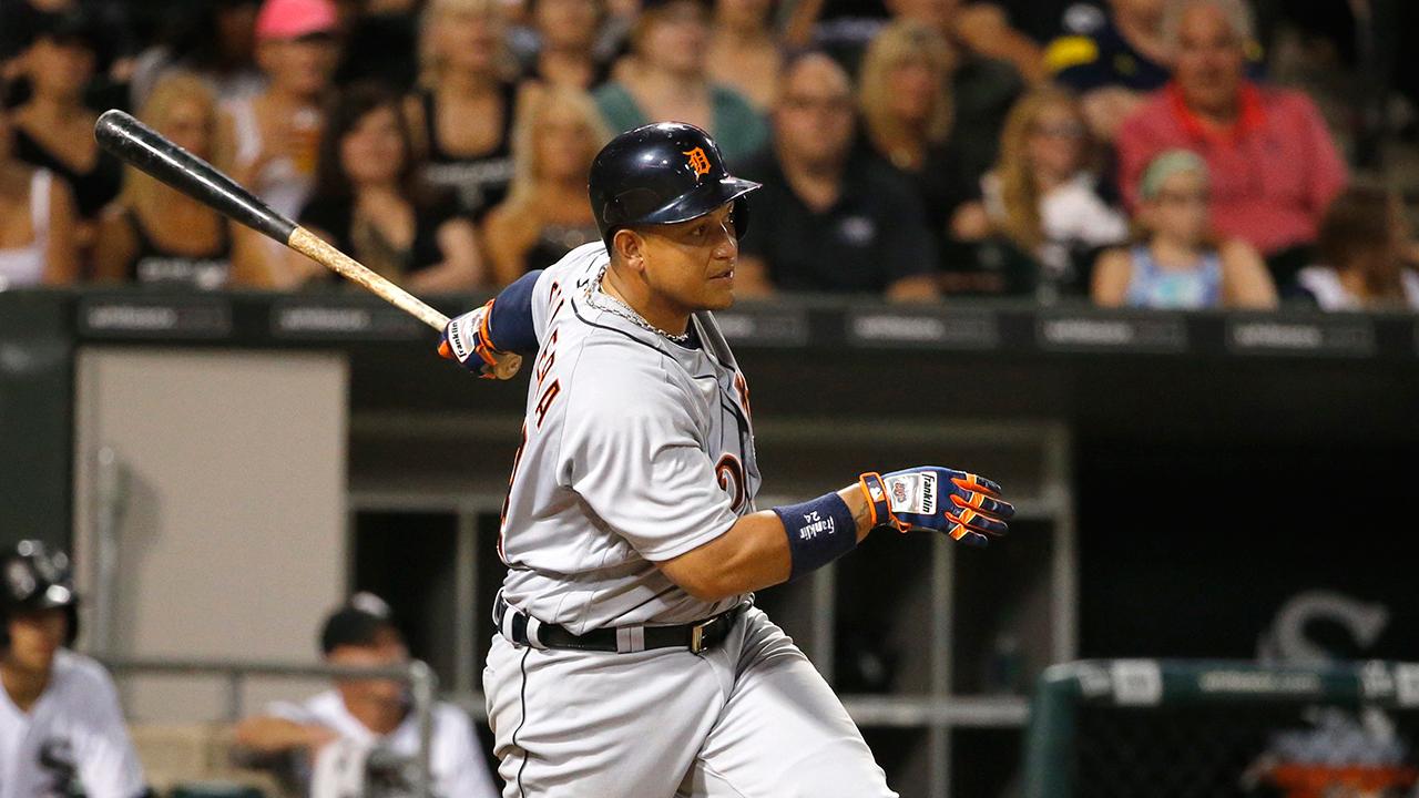 Miguel Cabrera eclipses 1,500 RBI mark in Tigers win ... Miguel Cabrera Fantasy 2019