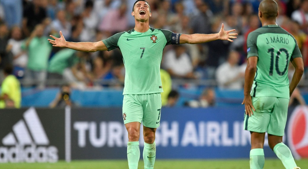 Mixed fortunes for Ronaldo; Portugal continue to be reliant on their star