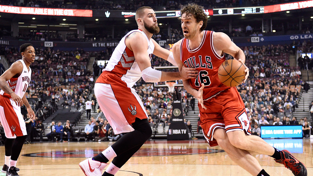 Report: Raptors, Spurs considered 'frontrunners' to land Pau Gasol - Sportsnet.ca