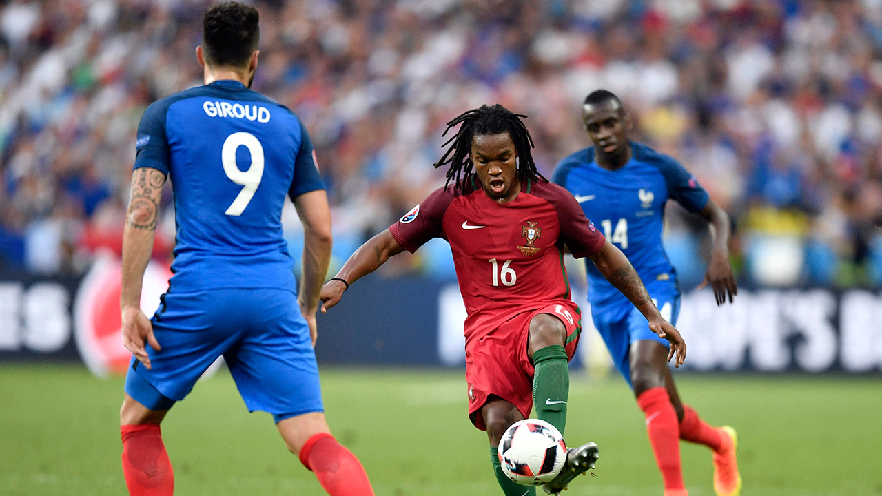 Renato Sanches off Portugal's preliminary World Cup squad