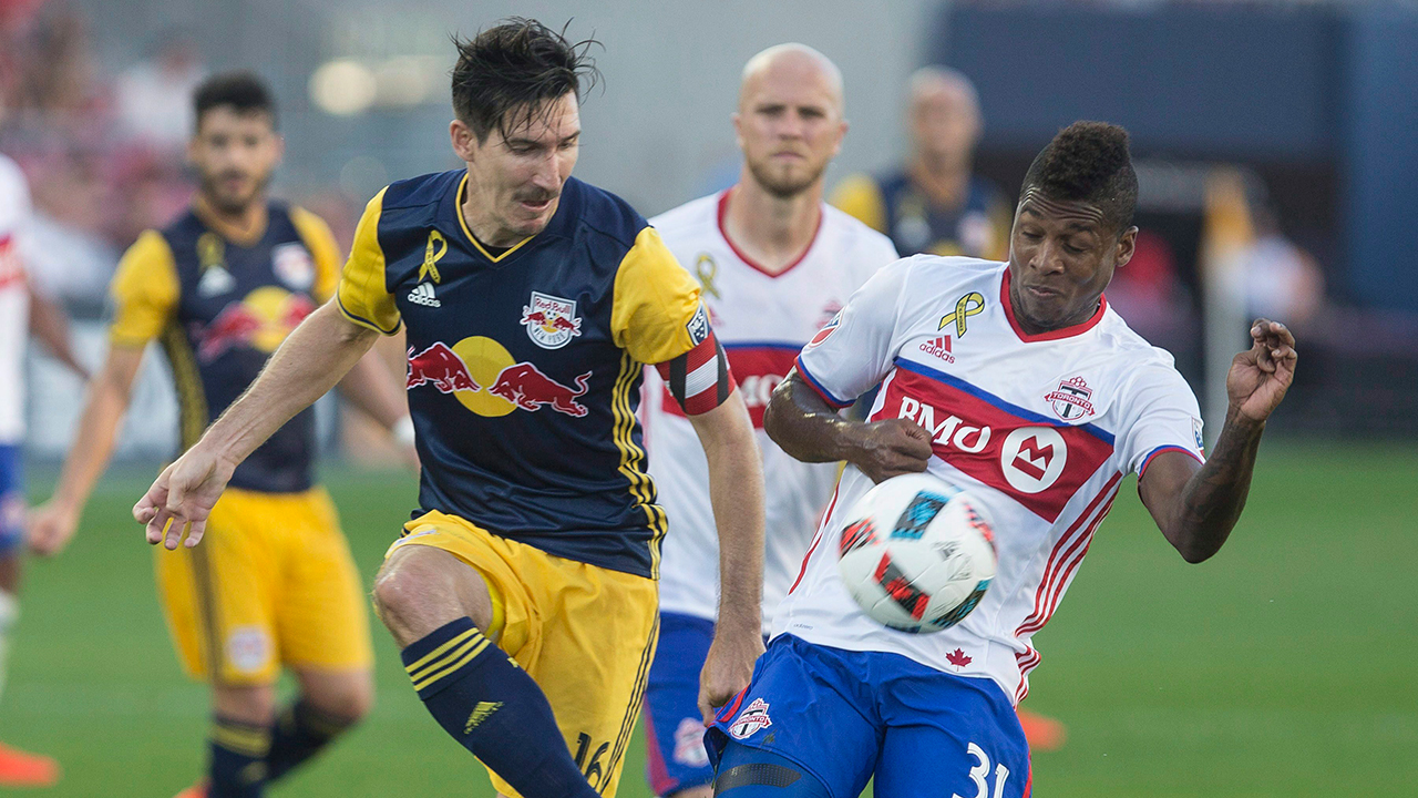 Kljestan gets additional ban; TFC and Red Bulls fined over tunnel melee