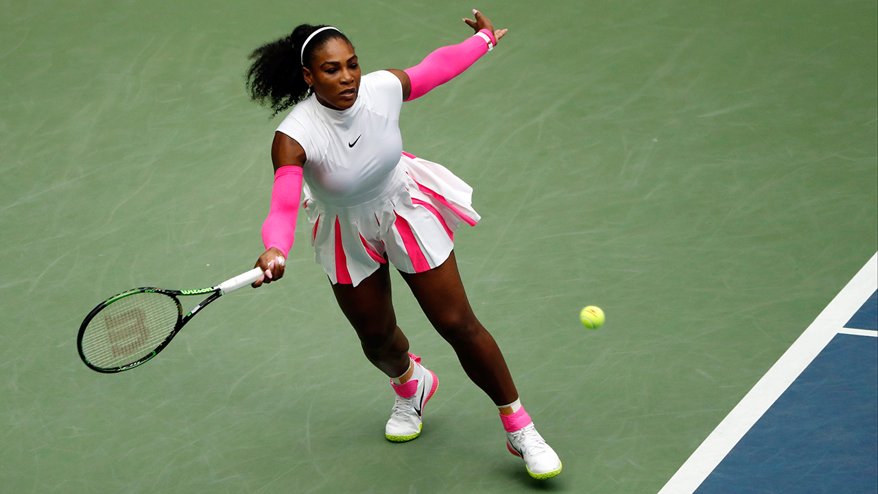 Serena overtakes Federer for most Grand Slam match wins ...