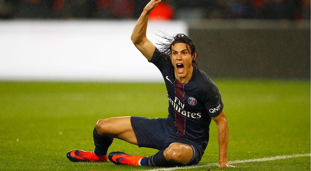 Cavani misses golden opportunity as PSG draw Marseille