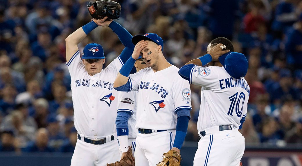 Blue Jays stay alive with win over Indians