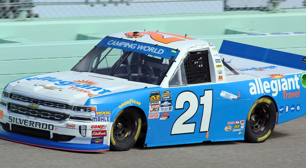 Who won the truck series championship