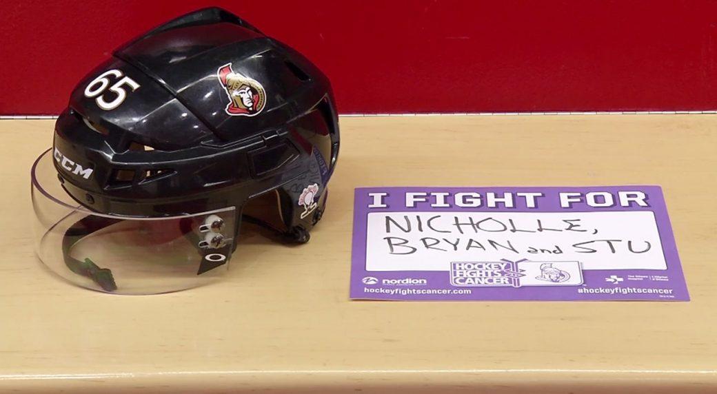 ffefa1ef250 Hockey Fights Cancer initiative underway across NHL - Sportsnet.ca